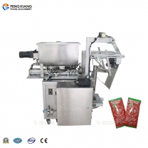 YT-26 Versatile Integration Sauce Hot Pot Oil Package Machine