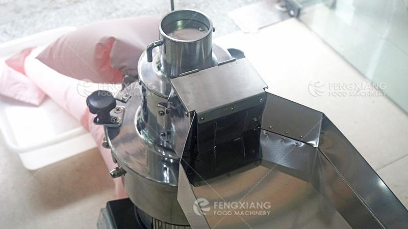 Chinese Ganoderma Grinding Maachine