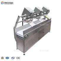 LSBZ-3 Streamlined Vacuum / Gas Flushing Packing Machine
