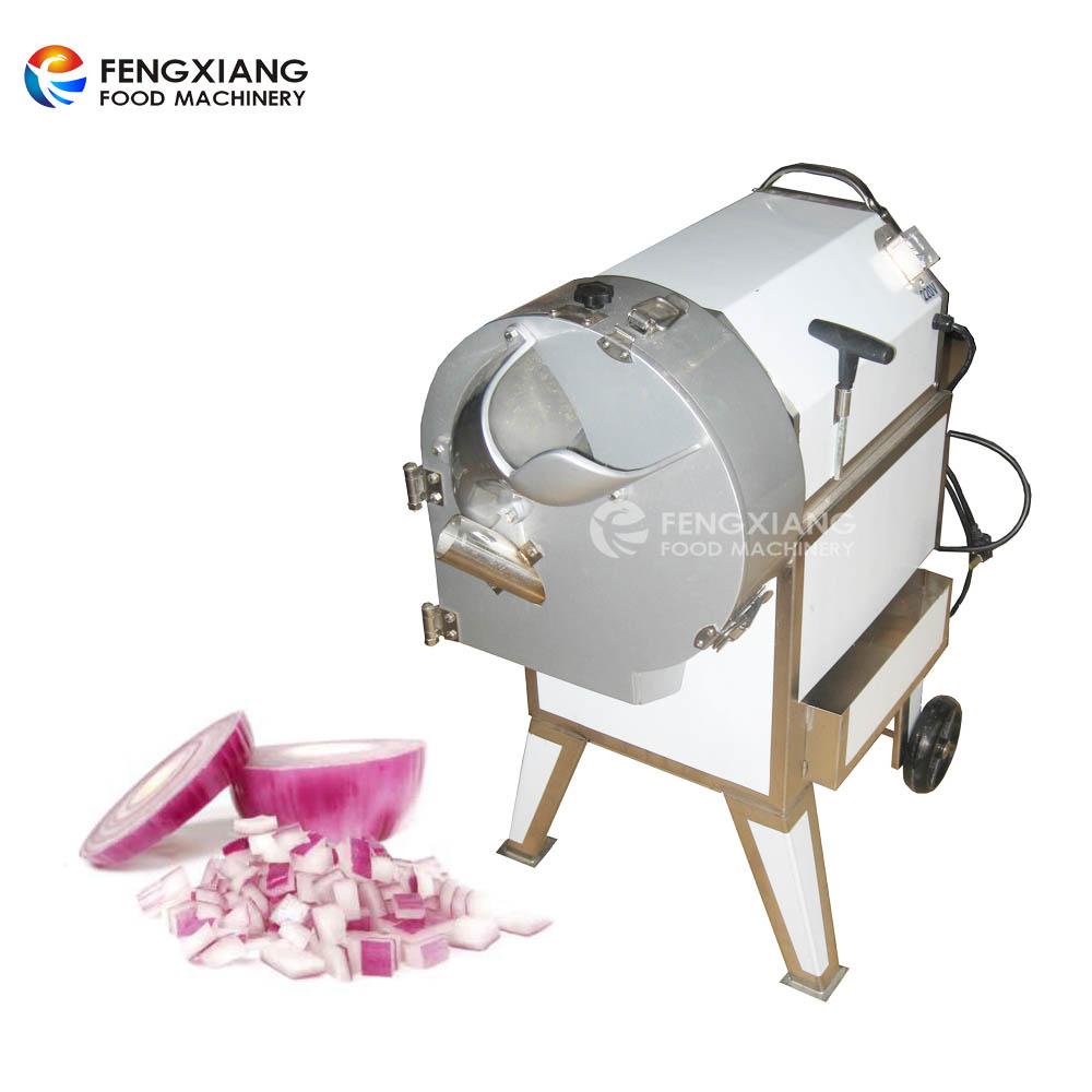onion dice cutting machine