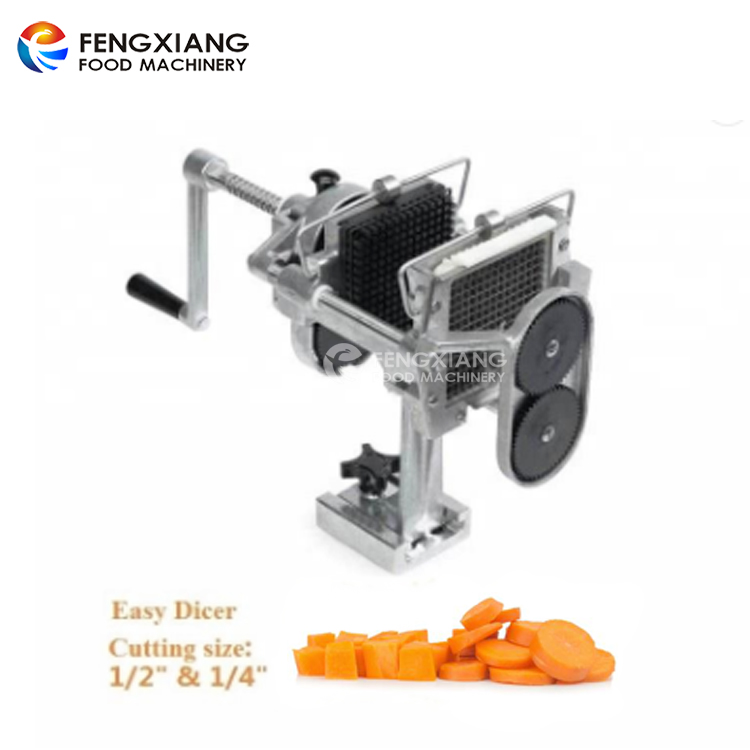 Commercial vegetable slicer dicer machine,