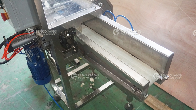 Directional Radish Strip Cutting Machine