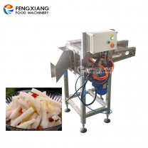 New Design Directional Carroot Strip Cutter Radish Cutting Machine