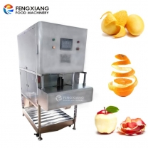 Commercial Fruit Mango Peeling Coring Slicing Machine