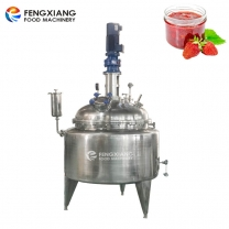 JRG-400L Electric Stainless Steel Heating High Speed Jacketed Mixing Tank