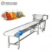 FT-WL100 Automatic Horizontal Powder vibrating feeder conveyor /Chain Shaker Feeder