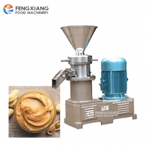 Vertical Colloid Mill grinder machine peanut butter tomato paste making machine