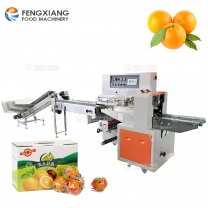 Automatic Filling Bag and Sealing Fruit Packing Machine for tangerine lemon