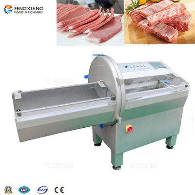 Automatic Row Meat Slicing Machine