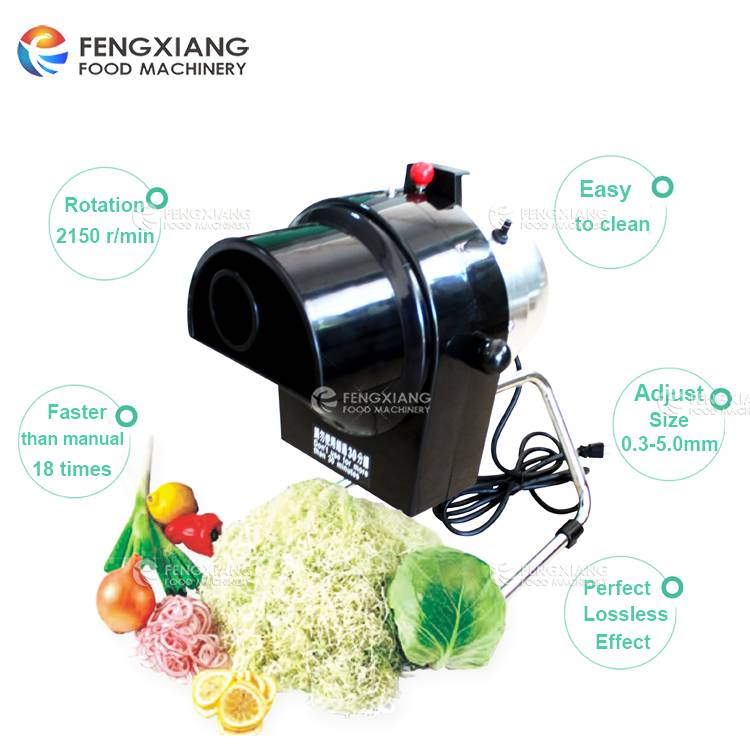 Multifunction Electric Vegetable Slicer Machine