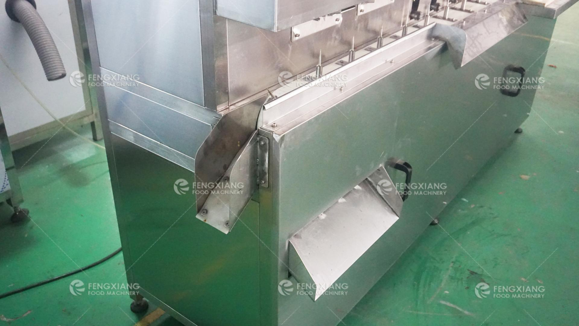 High Speed Peeling Coringand Separating Machine