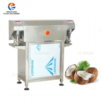 YZ-ⅠCoconut hard shell peeling machine dehusking shelling machine