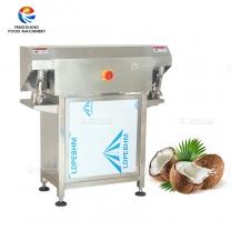 YZ-ⅠCoconut hard shell peeling machine dehusking shelling machine