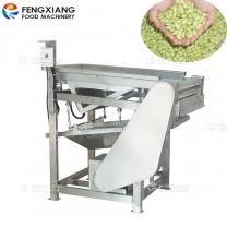 DPL-300 Edamame Shelling Machine Green Bean Peeling Seed Machine