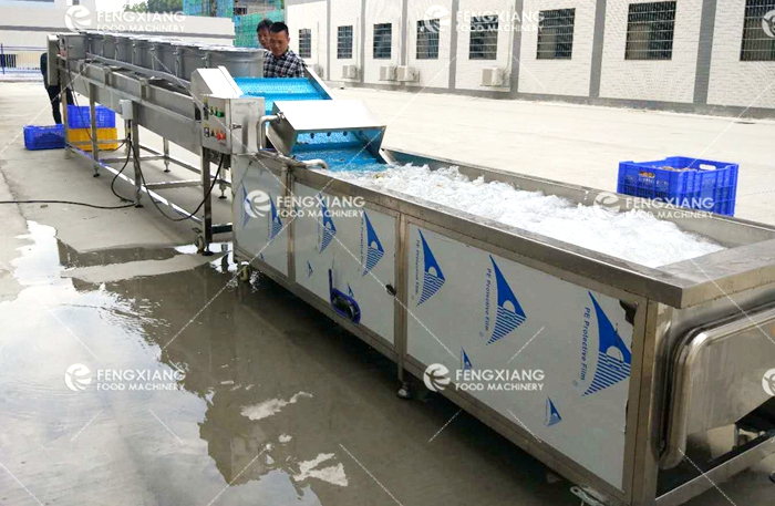 Ome deep processing equipment