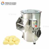 TR-55 Automatic Potato Peeling Machine Potato Polishing Peelers