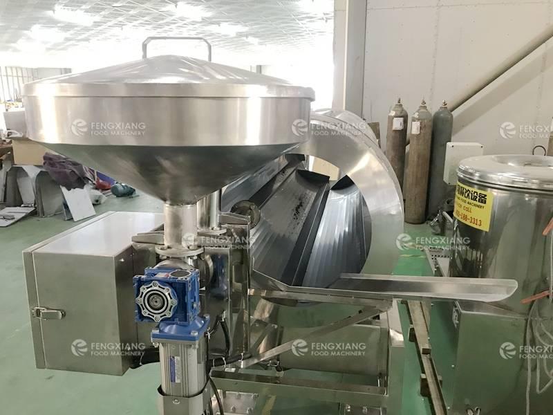 Automatic Puffed Snack FoodSeasoning Machine
