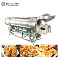 RTW-3000 Automatic Puffed Snack Food Flavoring Mixer Fried Chips Seasoning Machine