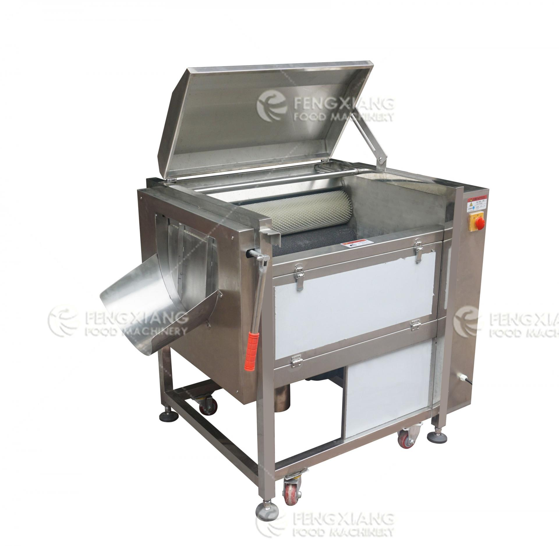 Soybean Hair Removal and Washing Machine