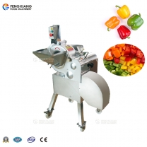 CD-800 Bell Pepper Dicing Machine Capsicum annuum chopping machine