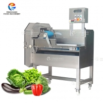 FC-306D New Design Leaf Vegetable and Fruit Slicer Cutting Machine