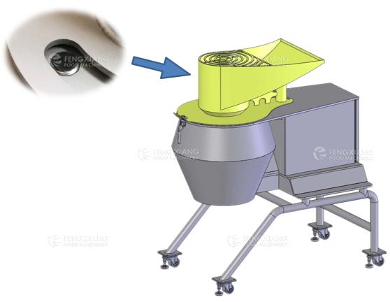 best vegetable shredding machine