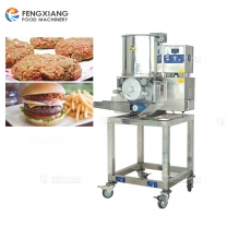 FX-2000 Automatic Burger Patty Forming Machine/Meat Pie Making Machine