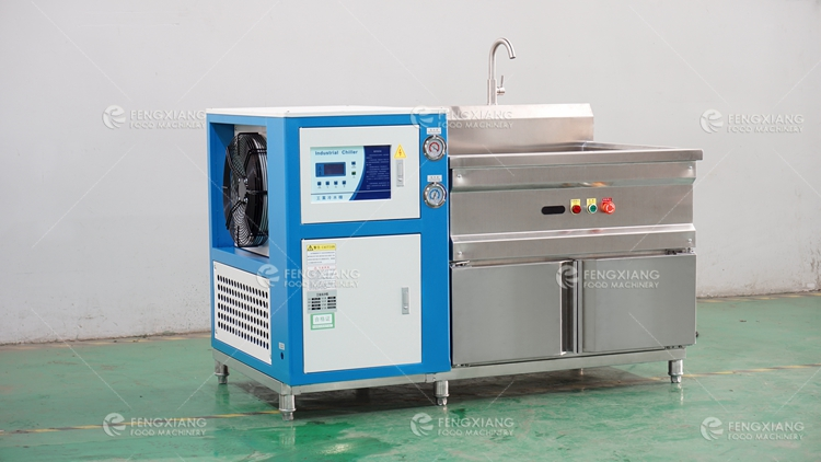 Refrigeration Bubble Thawing Machine