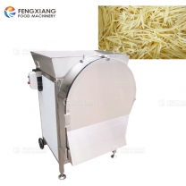 Potato Strips Cutting Shredding Machine Sweet Potato Slicing Machine