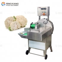 FC-306 Multifunction Cauliflower Cutting Machine Broccoli Shredding Machine