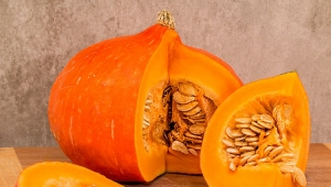 Do you know the best way to peel and cut pumpkin ?