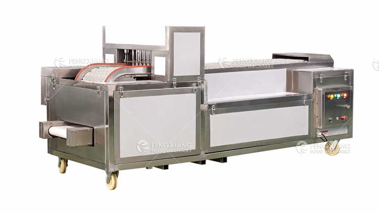 Automatic Prune Core Removing Separating Machine
