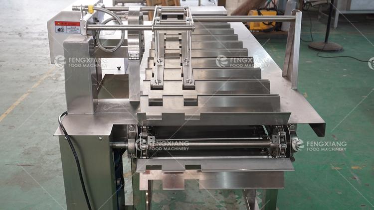 Fish Filleting Machine Scales Removal Peeling Slicing Cutting Machine