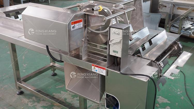 Automatic Fish Head Cutting Machine