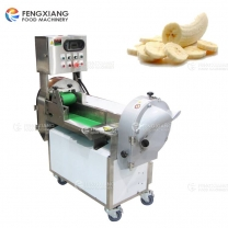 FC-301 Multifunction Banana Slicing Shredding Cutting Machine