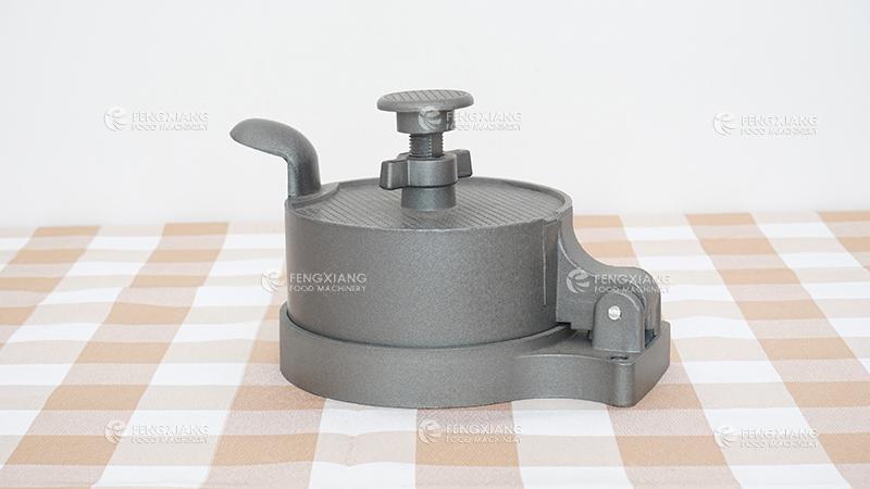 Small ManualBurger Forming Machine
