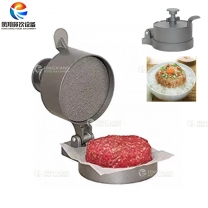 Small manual meatloaf making machine Burger forming machine