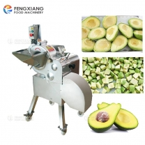 CD-800 Avocado Cube Cutting Machine Automatic Dicing Machine