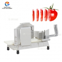 Commercial Food Grade Manual Tomato Slicer Lemon Slicing Machine