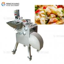 CD-800 Seafood Shrimp Dicing Machine Crayfish Chopping Cutting Machine