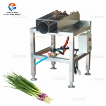 Green Onion Peeling Machine Shallot Skin Blowing Machine