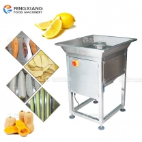 VS-4 Automatic Vegetable and Fruit Separating Splitting Cutting Machine