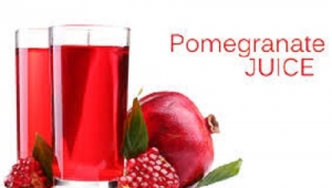 How to make pomegranate juice with anti-cancer effect better?