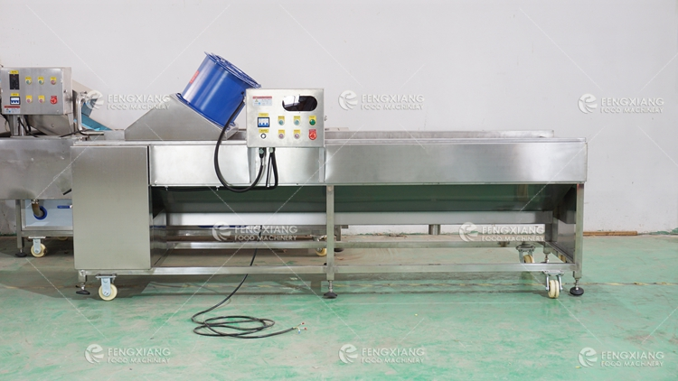 Automatic Date Polishing Cleaning Machine