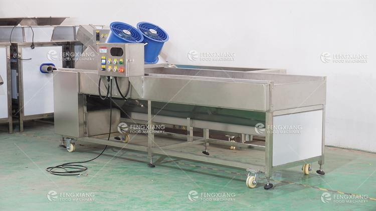 AutomaticDate Polishing Cleaning Machine