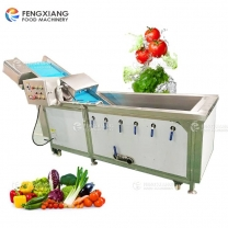 WA-1000 Vegetable bubble spray washing machine
