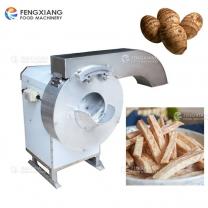 FC-502 Automatic Taro Chips Cutting Taro Strip Cutter Machine