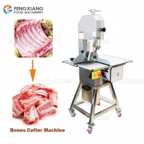FK-310 Stainless Steel Pork Ribs Bone Cutting Machine Meat Bones Cutter