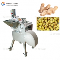 Fengxiang CD-800 Automatic Ginger Dicing Cube Shape Cutting Dicer Machine