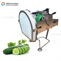 Fengxiang FC-302 Commercial Cucumber Slicing Slicer Slice Cutting Machine
